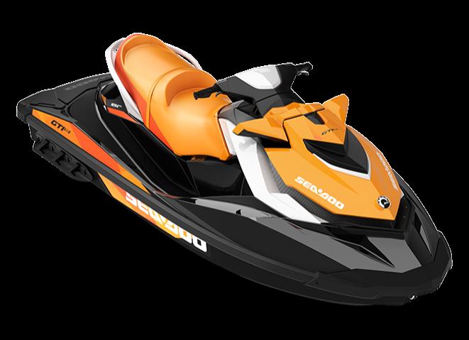 Sea-Doo GTI SE 130 (2018)