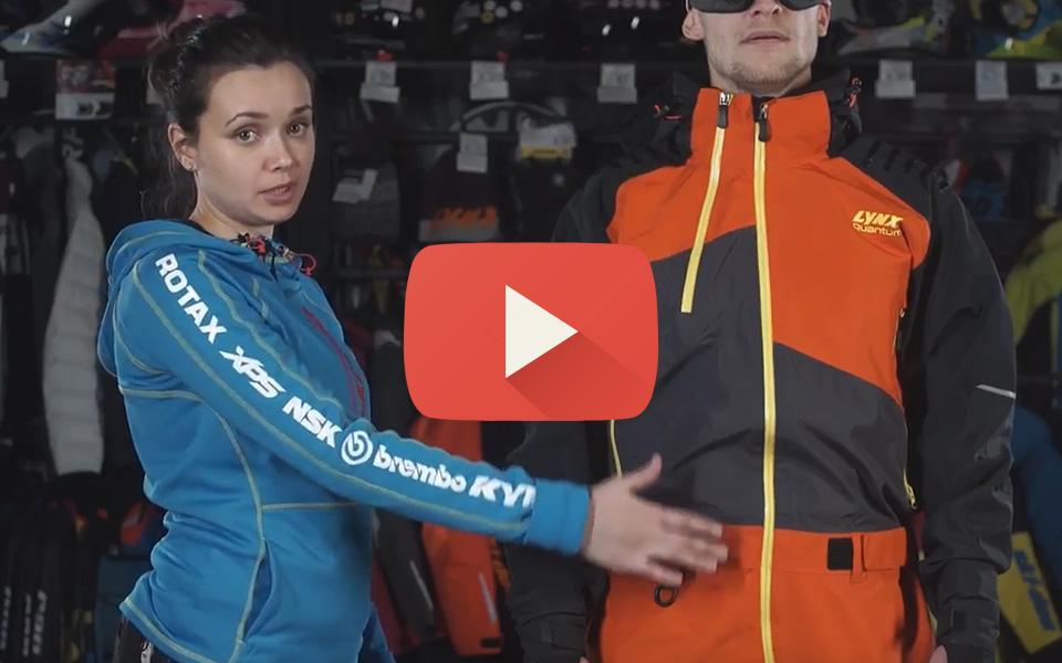 Видео обзор комбинезона Lynx Quantum Onepiece Suit