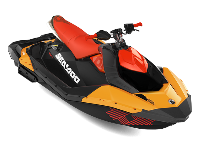 Sea-Doo SPARK 3UP 900 HO IBR TRIXX 2021