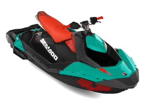 Sea-Doo SPARK 2UP 900 HO ACE TRIXX (2018)