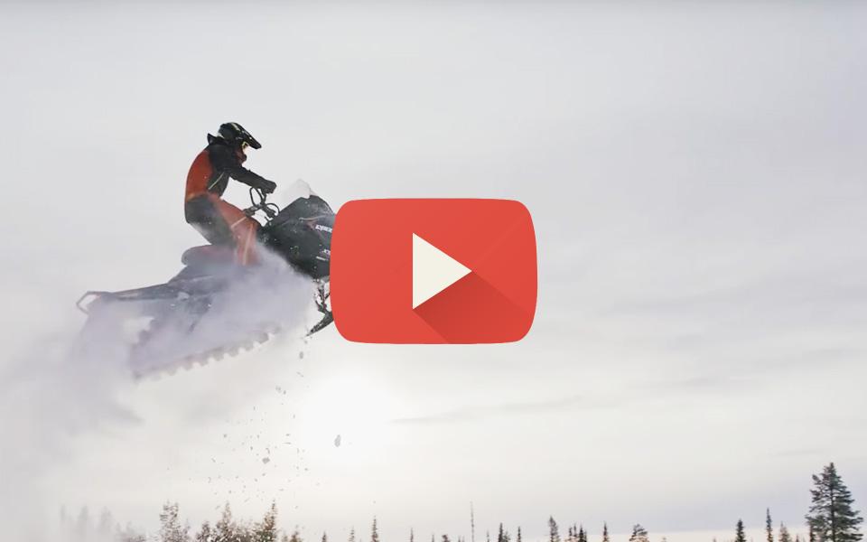 Видео обзор снегохода Lynx Xtrim