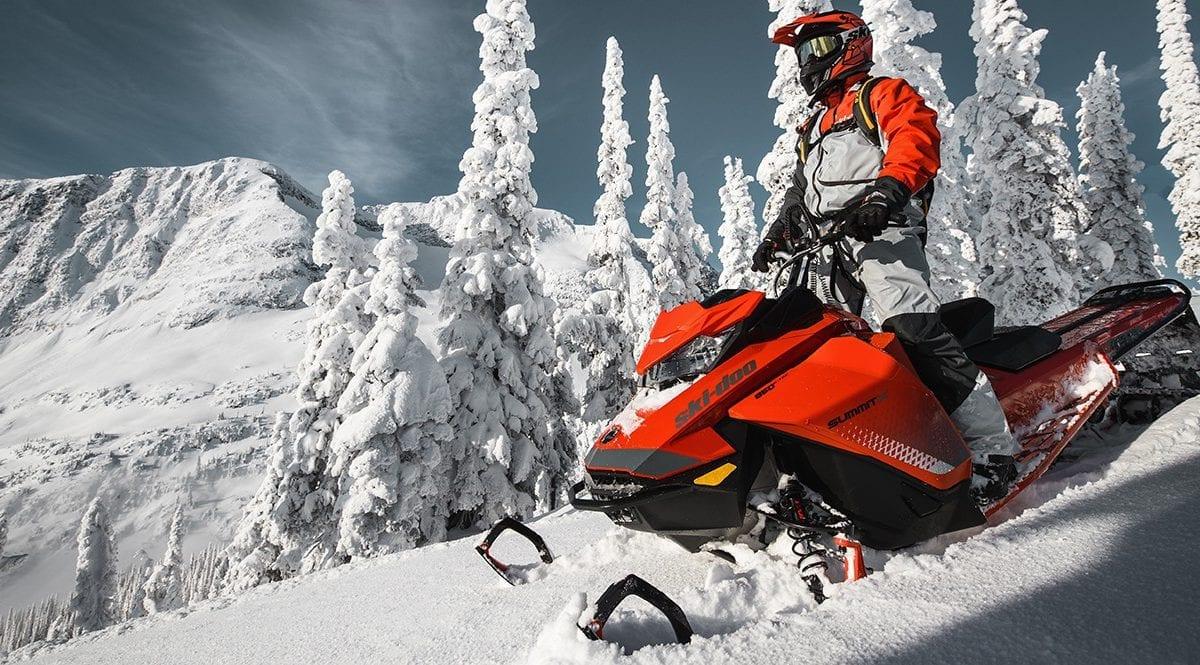 Ski-Doo представляет новинки 2019 модельного года