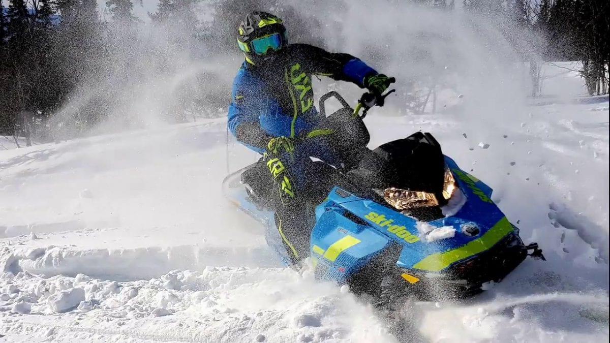 Отчет о поездке BRP Клуба в Шерегеш на снегоходах в феврале 2018г.
