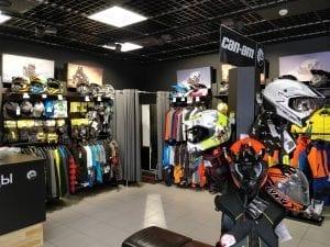 Одежда и экипировка BRP