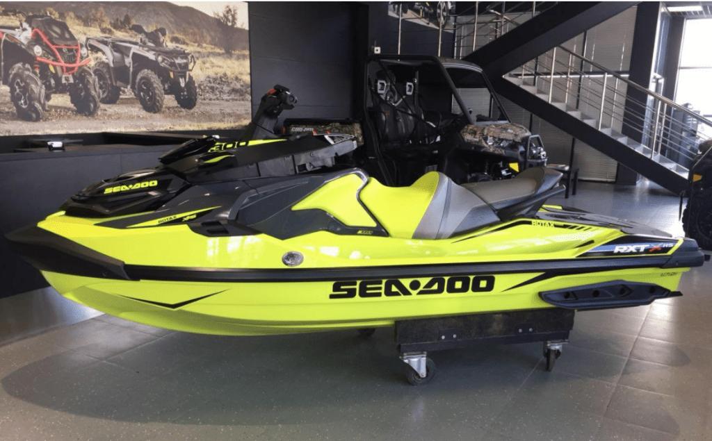 Поступление гидроциклов Sea-Doo 2018 модельного года