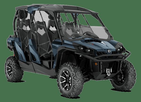 Can-Am Commander MAX 1000 LTD (2018 м.г.)
