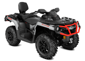 Can-Am Outlander MAX 650 XT (2018 м.г.)