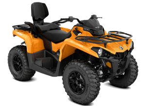 Can-Am Outlander MAX DPS 570 (2018 м.г.)