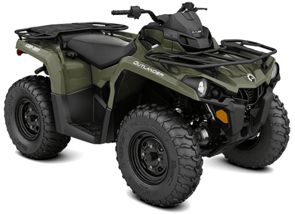 Can-Am Outlander 570 Pro (2018 м.г.)