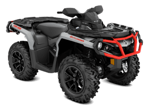 BRP Can-Am Outlander 650 XT (2018 м.г.)