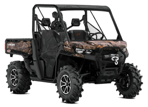 Can-Am Traxter HD10 X MR (2018 м.г.)