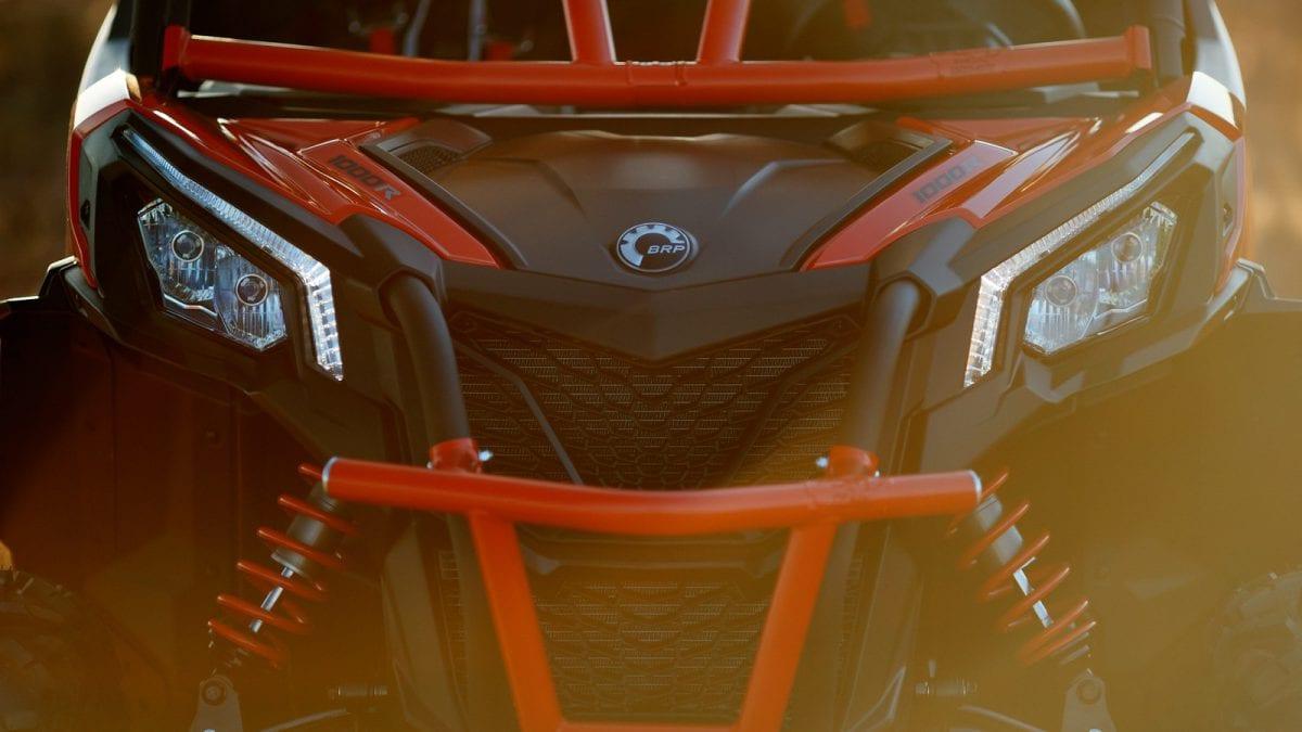 BRP представляет новый Maverick Sport