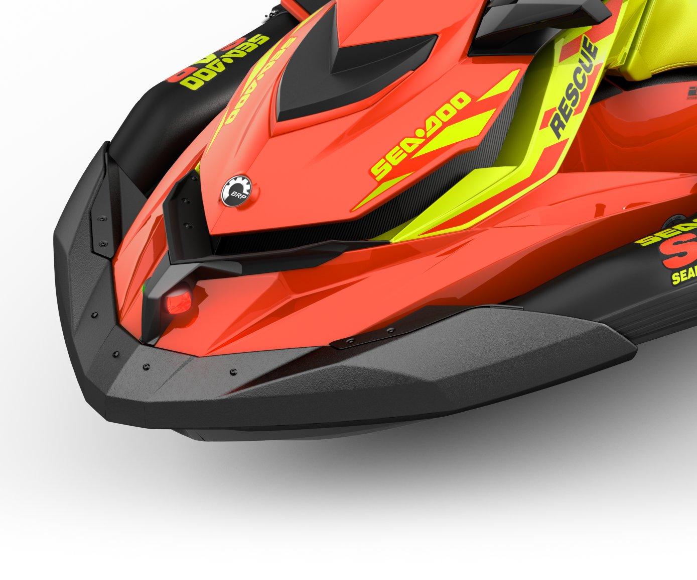 Уникальный спасательный гидроцикл Sea-Doo SAR 155