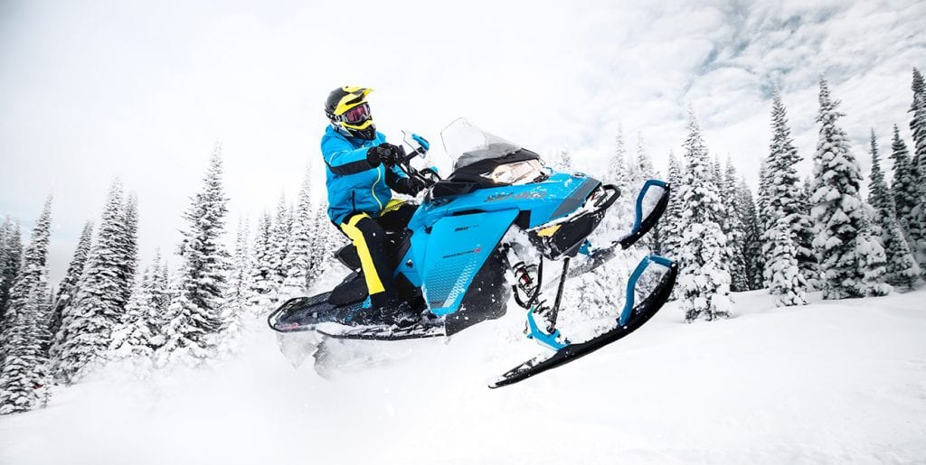 SKI-DOO BACKCOUNTRY X 850 E-TEC 146″ (2019)