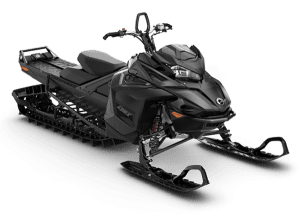 Lynx BoonDocker DS 4100 850 E-TEC SHOT Black Edition (2019)