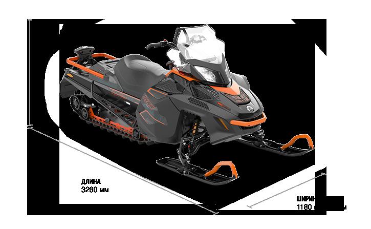 Lynx Commander 800 HO E-TEC (2019)