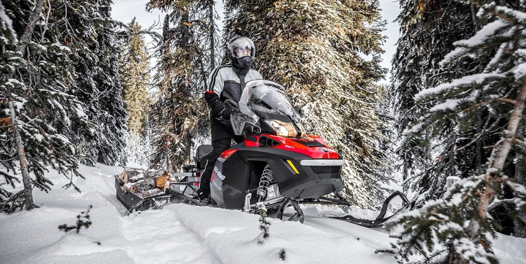 Ski-Doo Expedition SE 1200 4-TEC (2019)