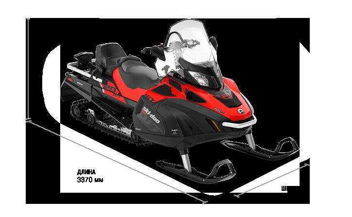 Ski-Doo Skandic WT 900 ACE (2019)