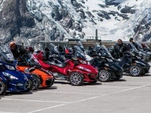 Выбираем лучший туристический мотоцикл для путешествий