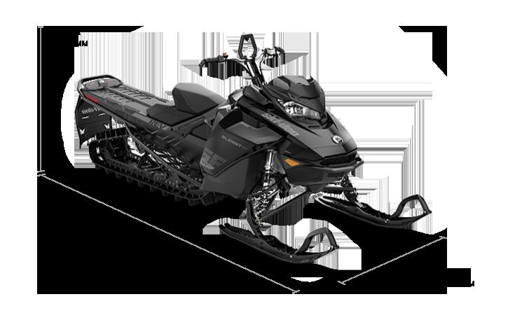 """Ski-Doo Summit SP 154"""" 600R E-TEC (2019)"""