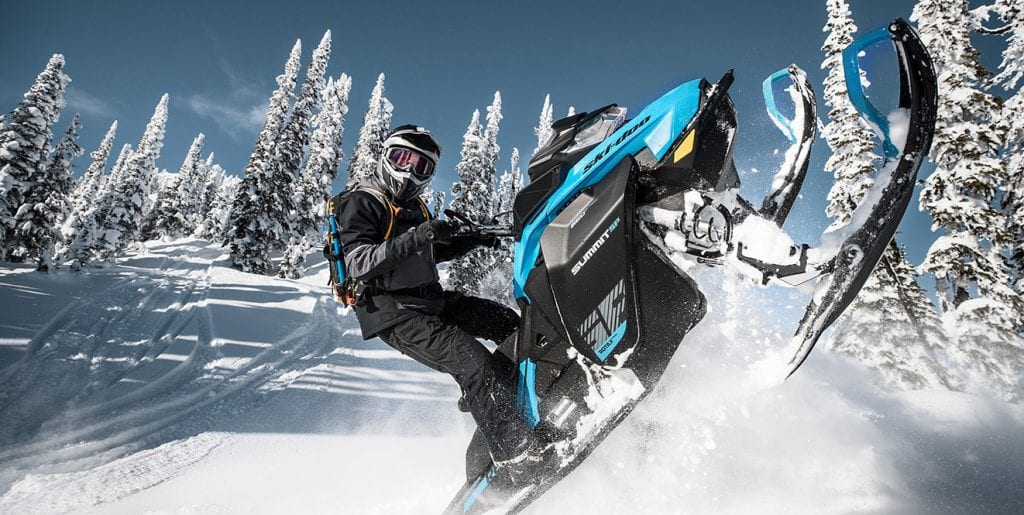 "Ski-Doo Summit SP 154"" 850 E-TEC (2019)"