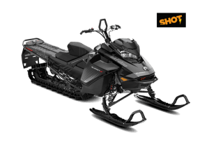 "Ski-Doo Summit X 850 E-TEC 165"" SHOT (2019)"