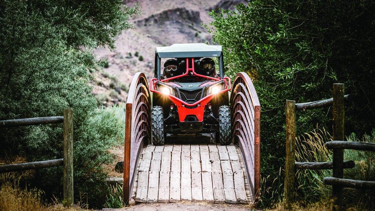 Maverick Trail - идеальный выбор для путешественников