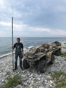 Отчет с выезда BRP-клуба на Байкал