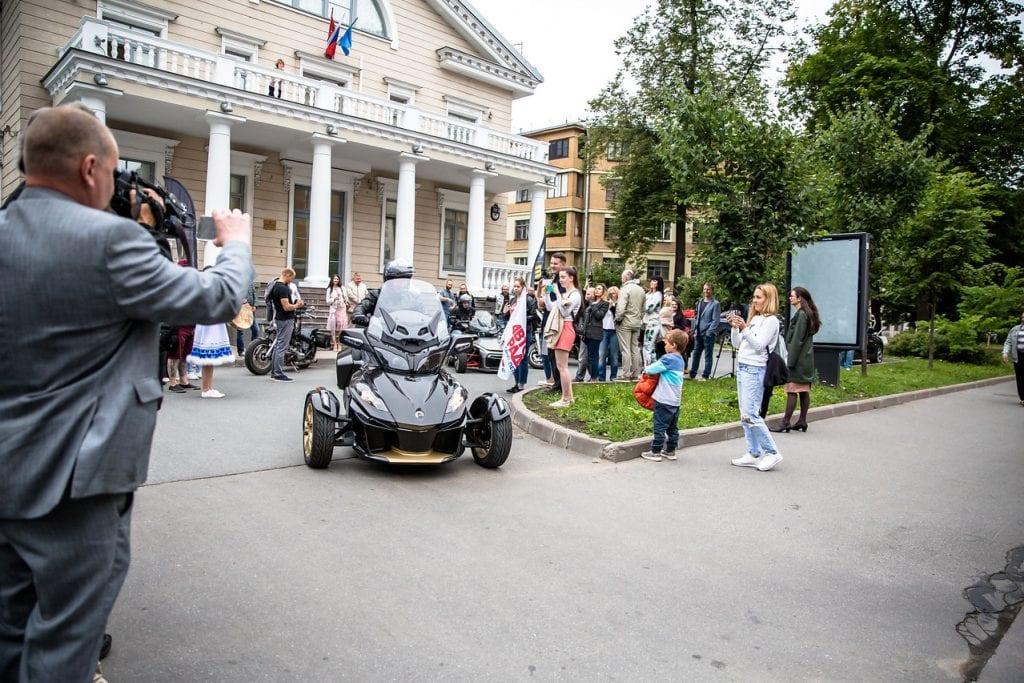 Экспедиция на Ямал вместе с Can-Am Spyder