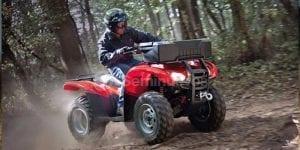 Квадроциклы Honda