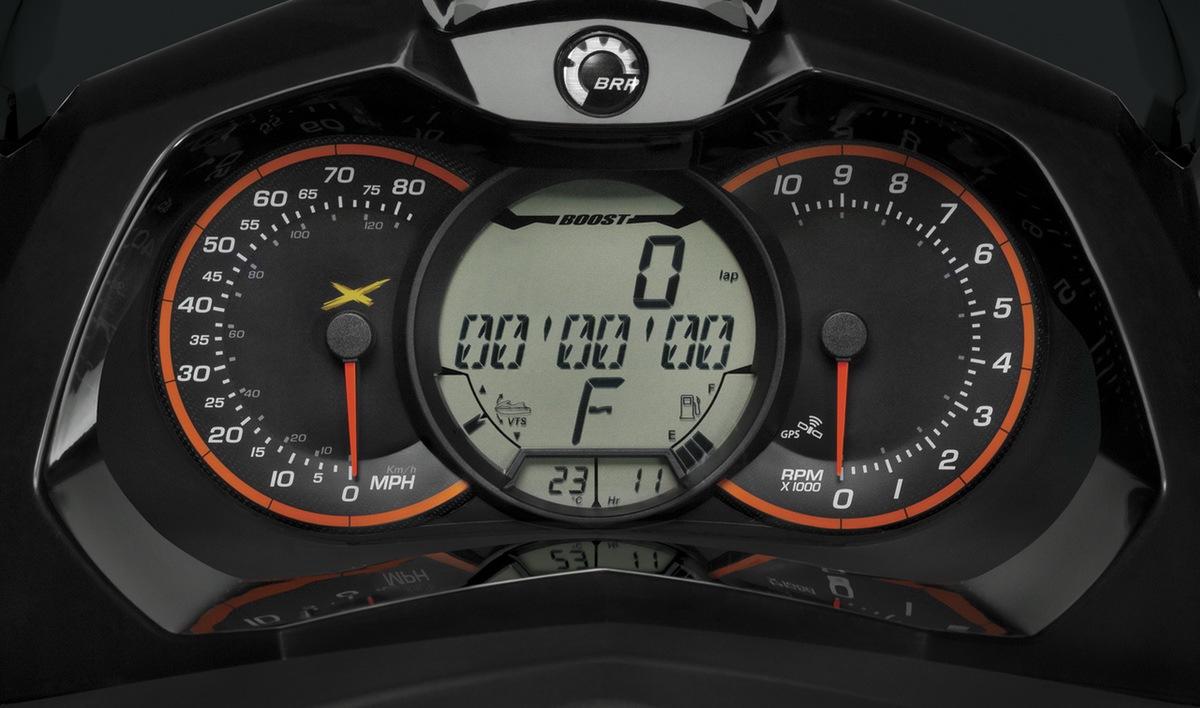 Обзор спортивного гидроцикла RXP-X 300