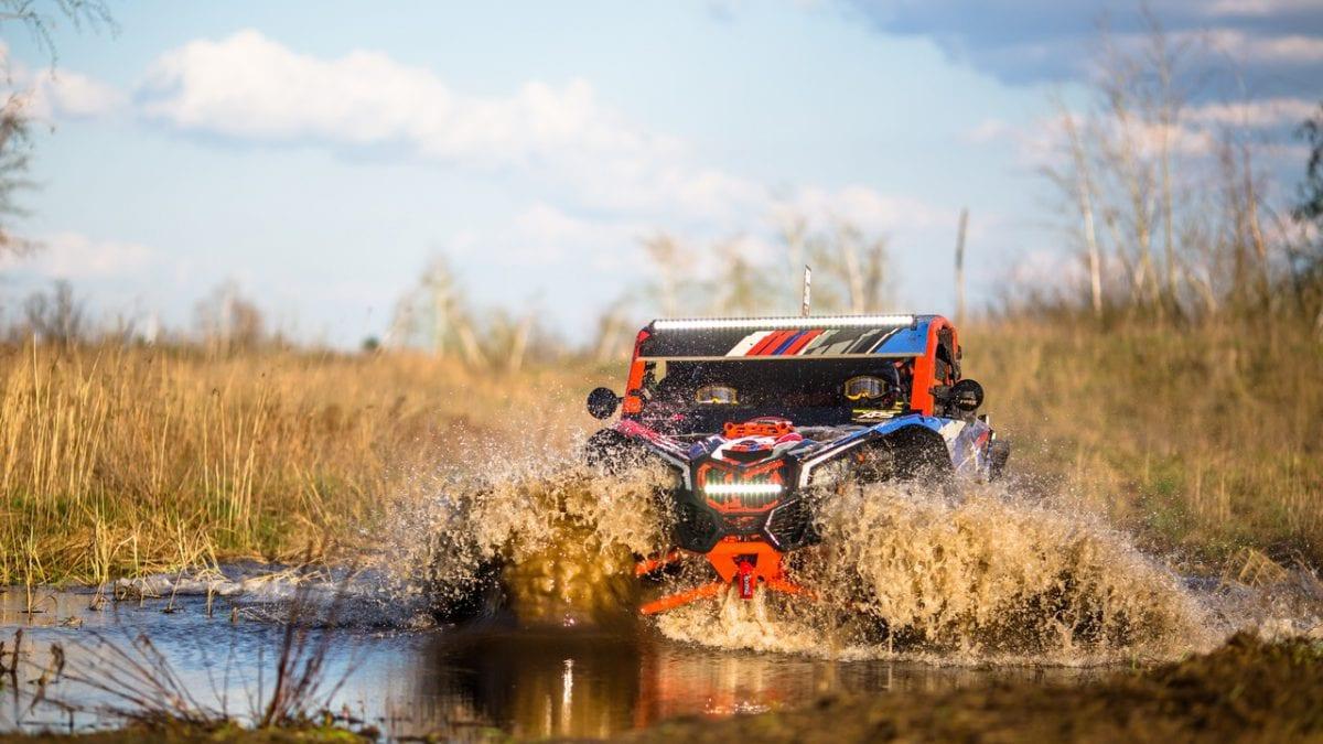 Стартует второй этап Can-Am X Race