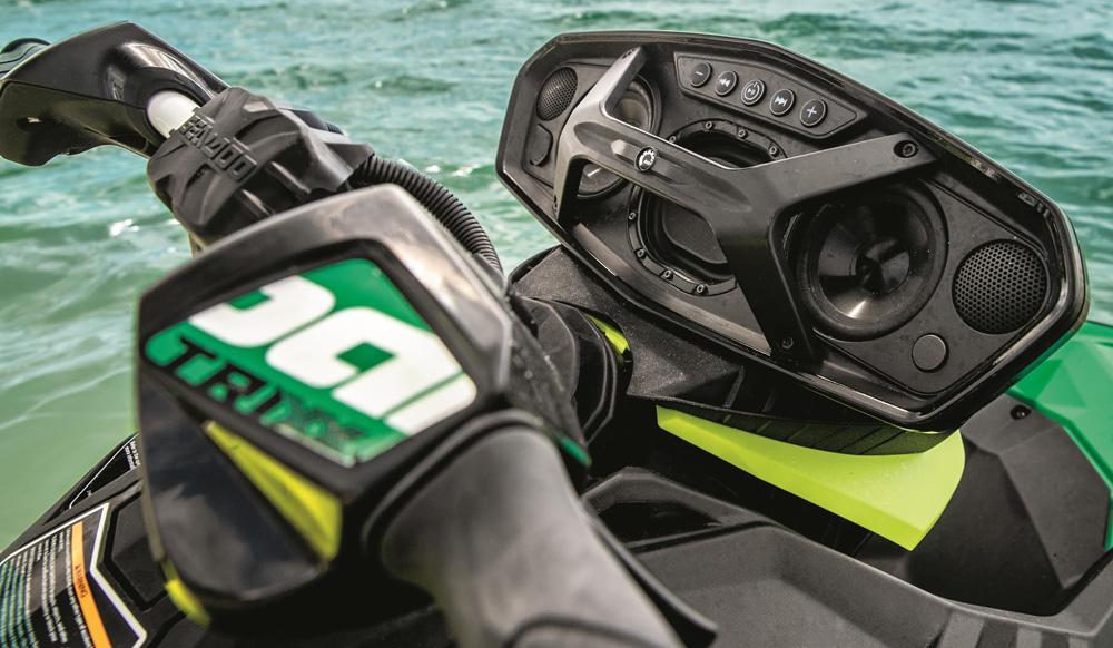 Представлен гидроцикл для рыбаков: 2019 Sea-Doo Fish Pro