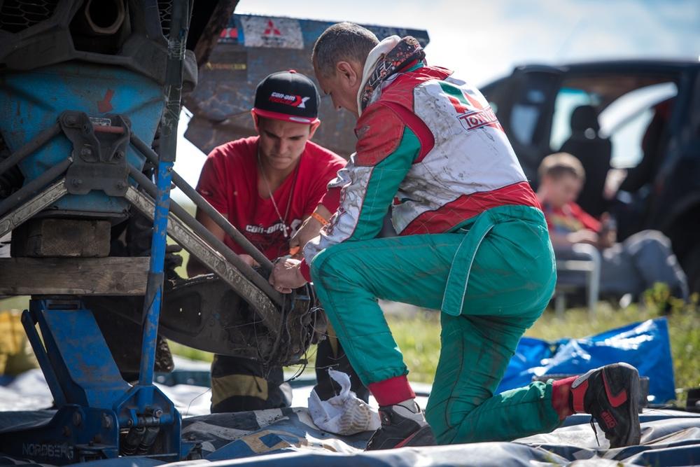 Финальный этап Can-Am X Race: отчет