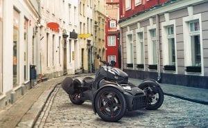 Can-Am RYKER – новый трицикл от BRP