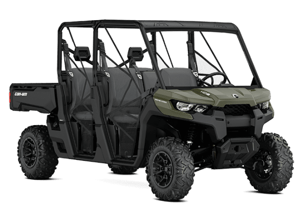 BRP Can-Am Traxter 800 DPS (2019 м.г.)