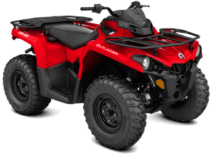 BRP Can-Am Outlander 450 (2019 м.г.)