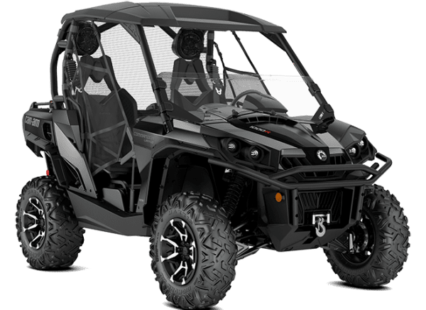 BRP Can-Am Commander 1000 LTD (2019 м.г.)