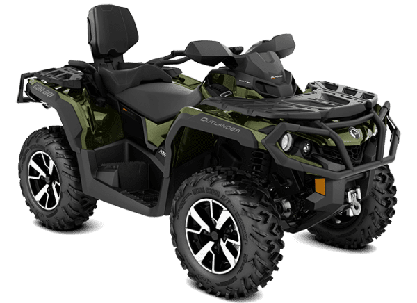 Can-Am Outlander MAX 1000R LTD (2019 м.г.)