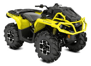 BRP Can-Am Outlander 650 X MR (2019 м.г.)