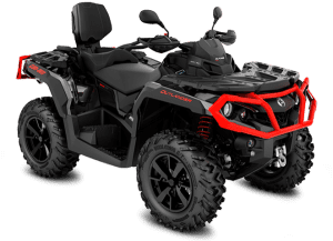Can-Am Outlander MAX 650 XT (2019 м.г.)