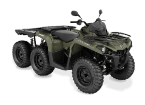 BRP Can-Am Outlander 6x6 450 (2019 м.г.)