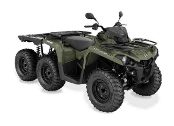 Can-Am Outlander 6x6 450 (2019 м.г.)
