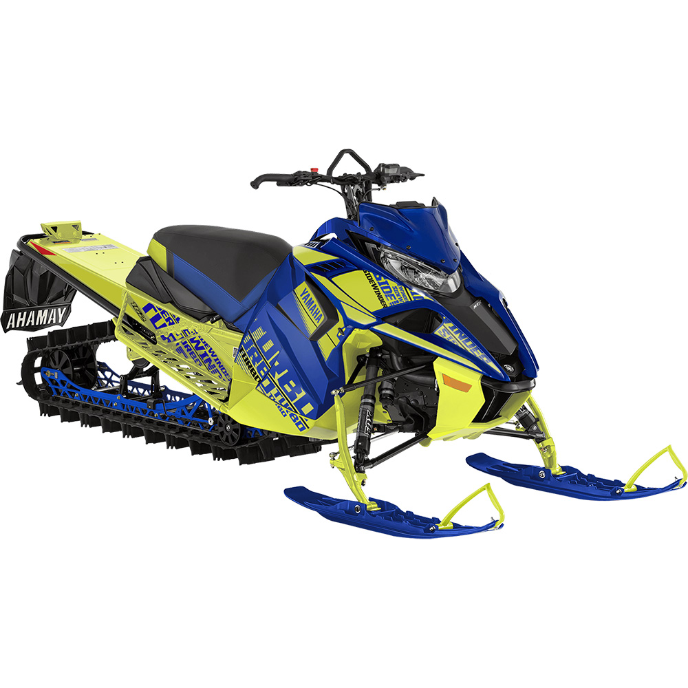 Обзор снегоходов 2019 Yamaha Sidewinder и Ski-Doo MXZ