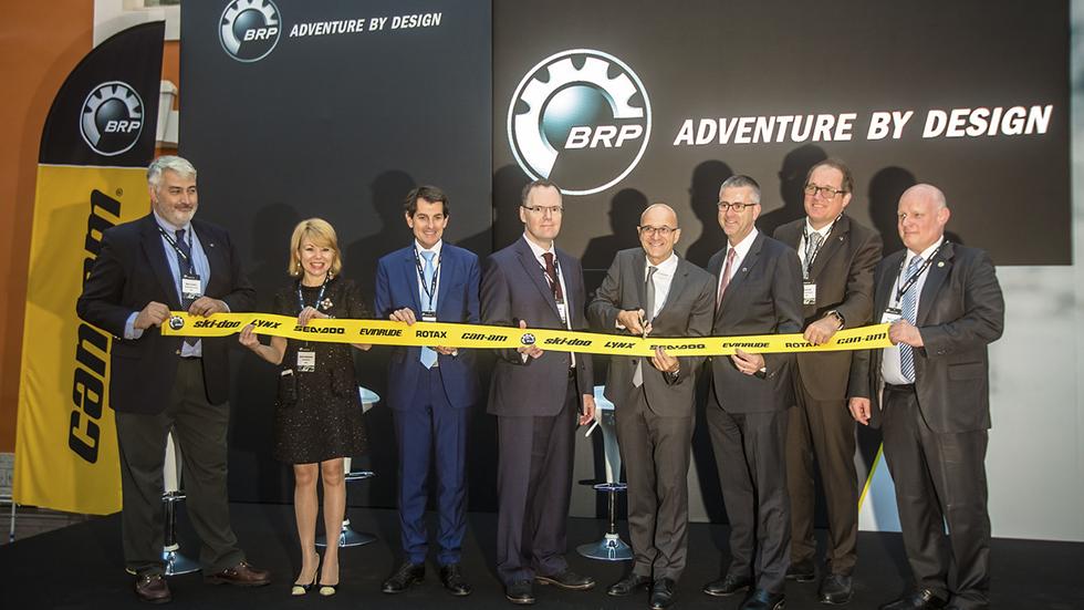 BRP открывает офис в Санкт-Петербурге