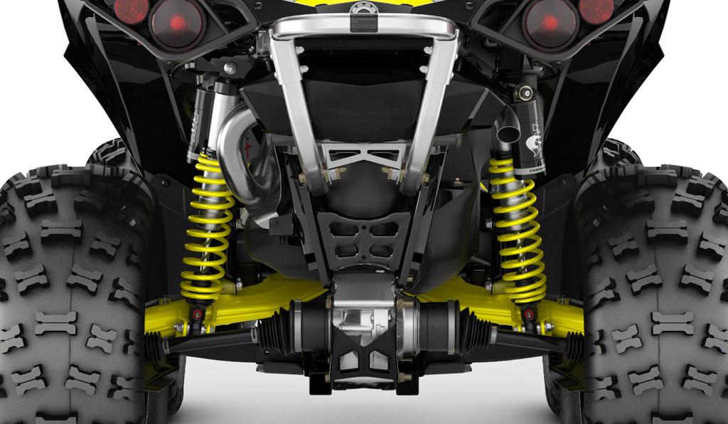 Квадроциклы Can-Am Renegade 2019 модельного года: что нового?
