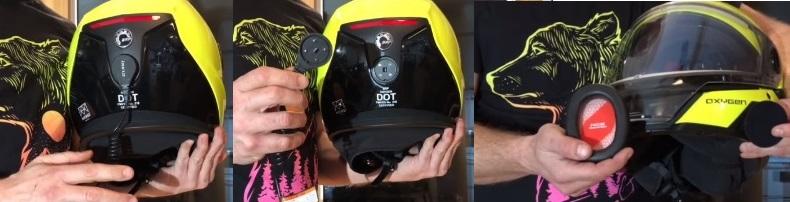 Новый шлем OXYGEN от Ski-Doo