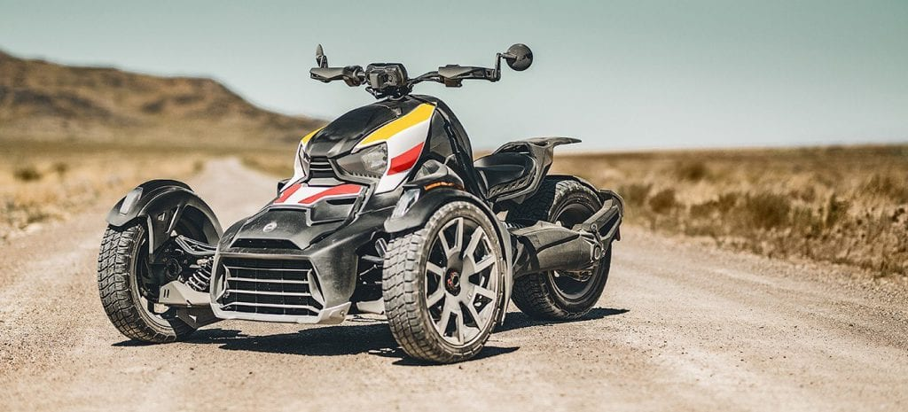 BRP RYKER RALLY EDITION (2019)