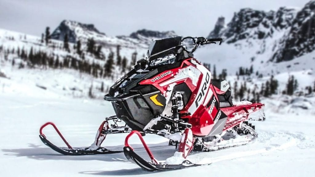 Снегоход Polaris PRO-RMK