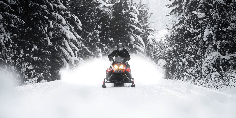 Обзор снегохода Ski-Doo Renegade Adrenaline 600R 2019